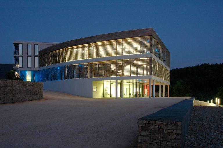 Centre sportif Espace 1000 Sources de nuit