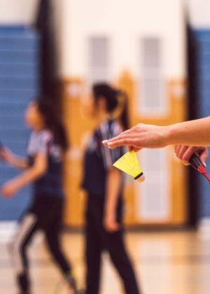 Badminton Centre sportif Espace 1000 Sources