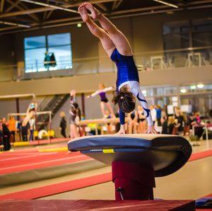 Gymnastique Centre sportif Espace 1000 Sources