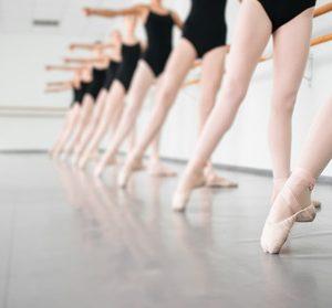Danseuses ballerines Centre sportif Espace 1000 Sources