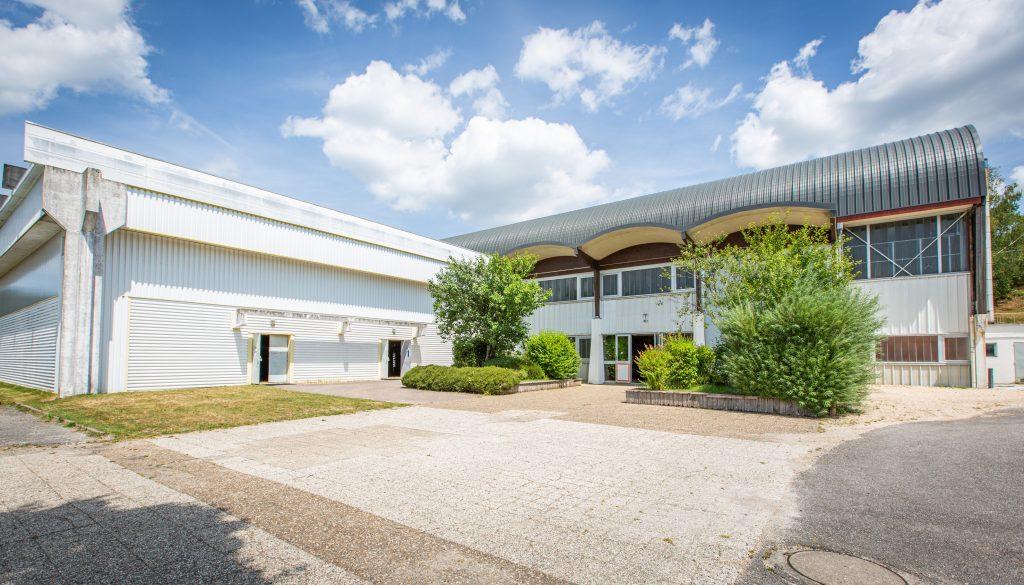 Gymnases Centre sportif Espace 1000 Sources
