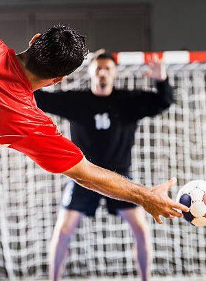 Handball Centre sportif Espace 1000 Sources